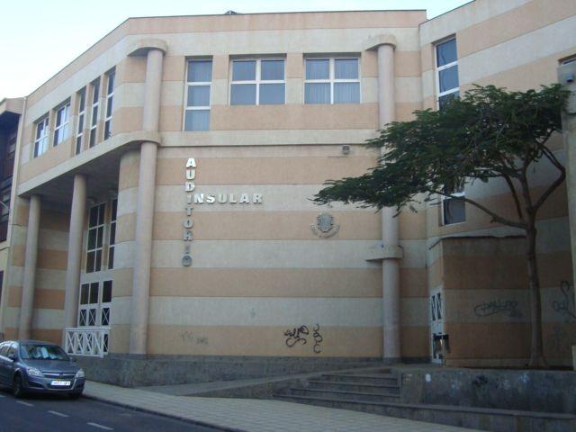 Auditorio Insular Fuerteventura
