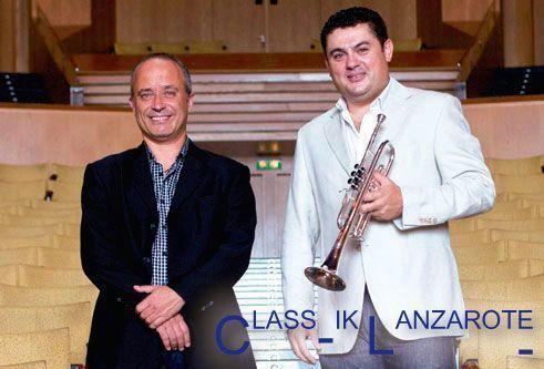 Chano Gil y Sergio Alonso