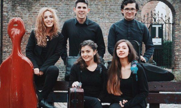 LLuis Casanova y Cuarteto de cuerda Wolność